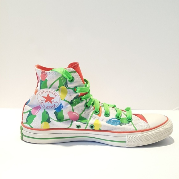 785dfac7e9d Converse Shoes - Converse All Star Chuck Taylor Christmas Shoes